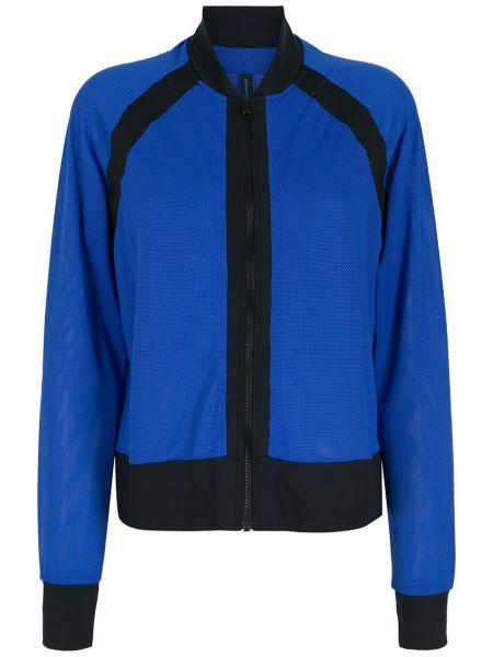 Синяя спортивная куртка Lygia & Nanny