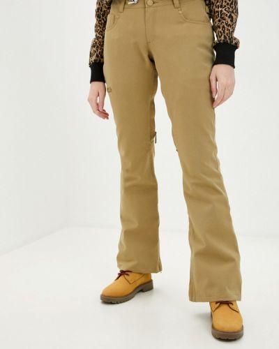 Теплые бежевые брюки Dc Shoes