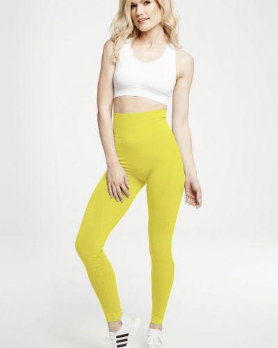 Спортивные брюки желтый Gym Hero