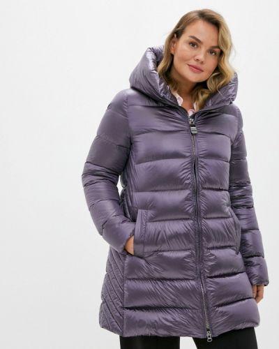 Фиолетовая зимняя куртка Betty Barclay