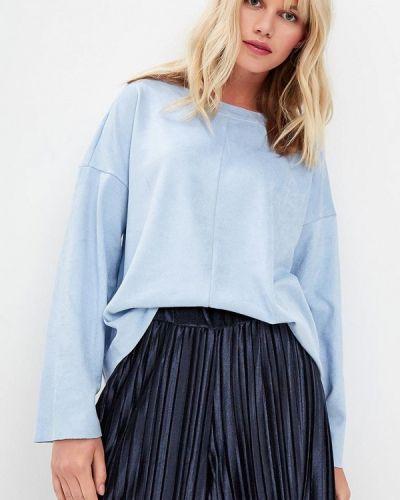 Голубая блузка Teratai