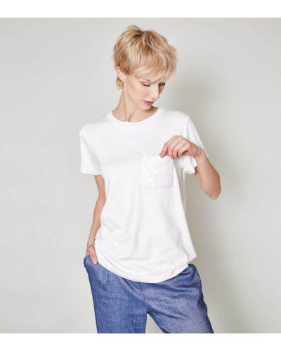 Bluzka z wiskozy Click