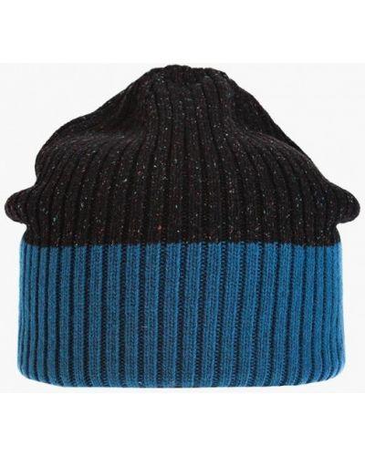 Черная шапка осенняя Vittorio Richi