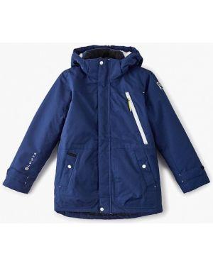 Синяя куртка Luhta