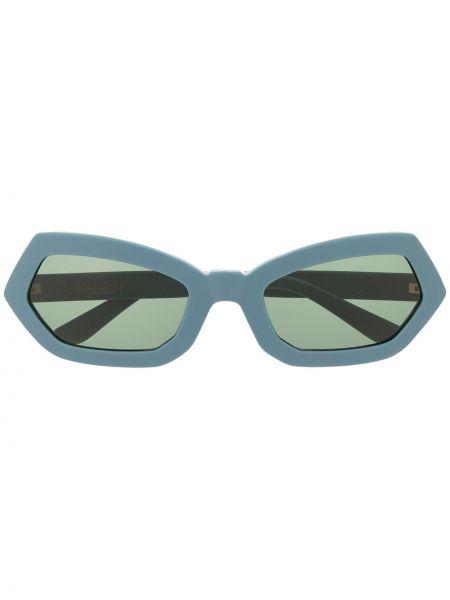 Niebieskie okulary Undercover