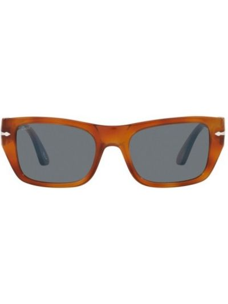 Pomarańczowe okulary Persol