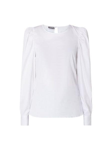 Bluzka bawełniana - biała Mos Mosh