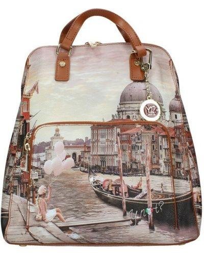 Beżowy plecak Y Not?