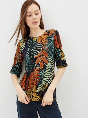 Блузка с длинными рукавами Sa.l.ko