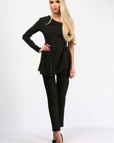 Черный костюм Lipinskaya Brand