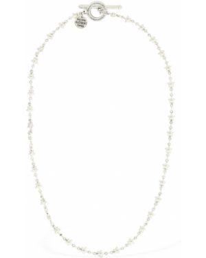 Krótkie szorty srebrny Philippe Audibert