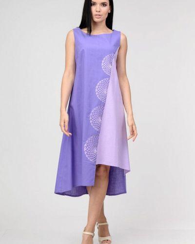 Фиолетовое платье Raslov