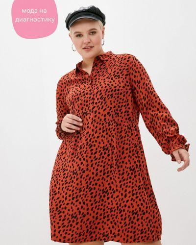 Красное платье Studio Untold