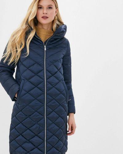Теплая синяя зимняя куртка Aviù
