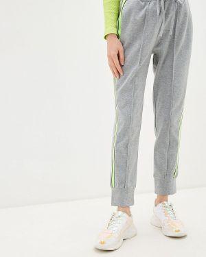 Спортивные брюки серые Befree