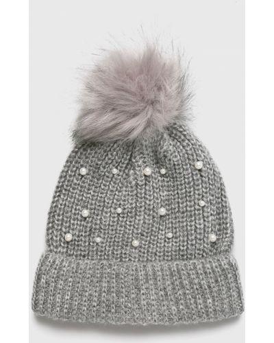 Зимняя шапка с помпоном с отворотом Vero Moda