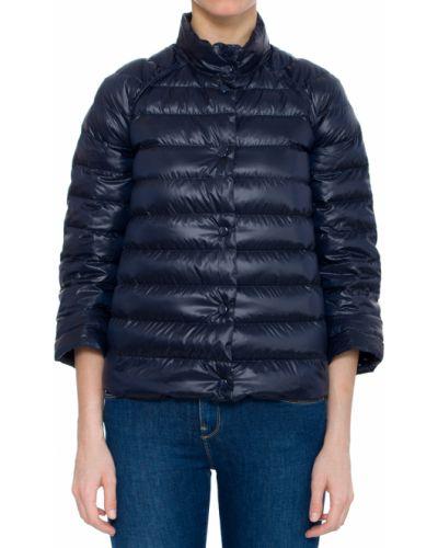 Куртка весенняя с перьями Armani Jeans