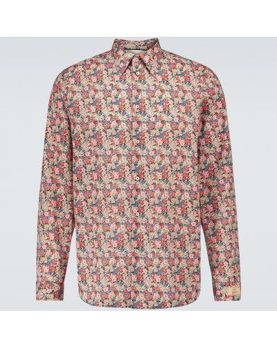 Bawełna bawełna koszula Gucci