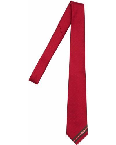 Krawat żakard Gucci