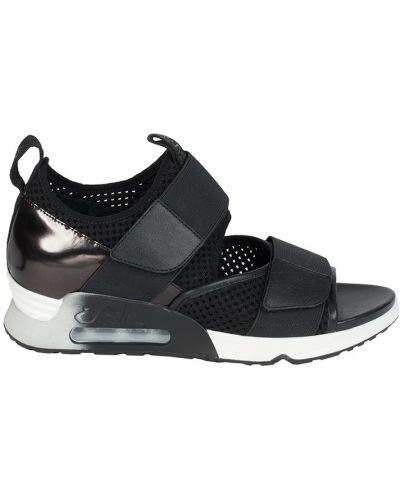 Спортивные сандалии с закрытой пяткой на липучках Ash