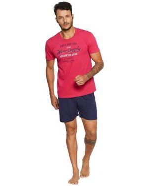 Różowa piżama Henderson
