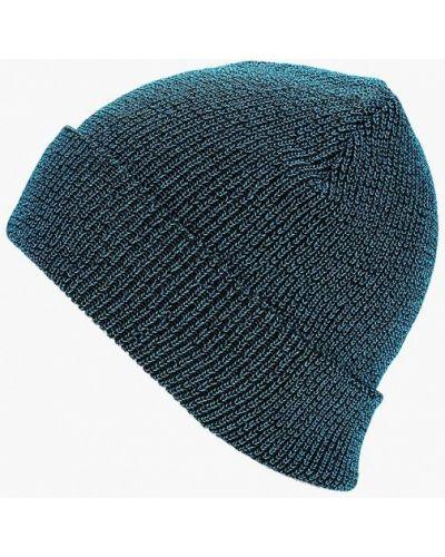 Синяя шапка осенняя Befree