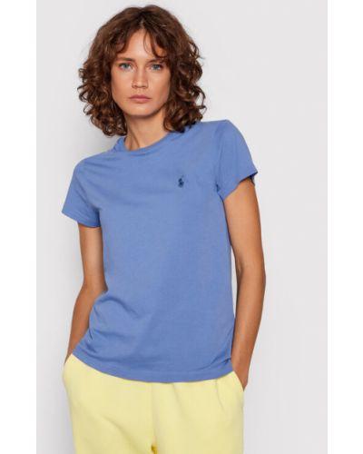 Niebieska t-shirt Polo Ralph Lauren