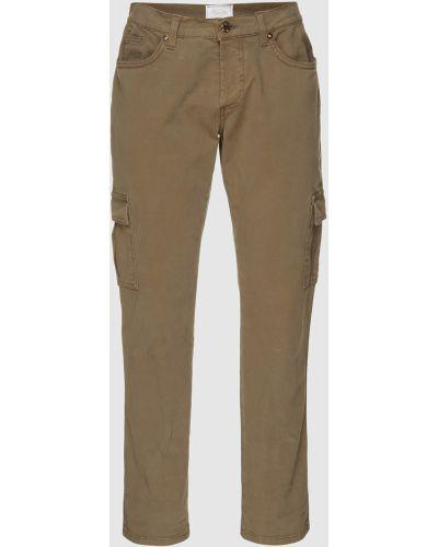 Повседневные зеленые брюки Redemption