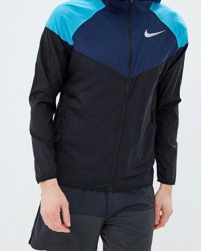 Ветровка черный Nike