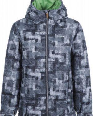 Зимняя куртка черная теплая Outventure