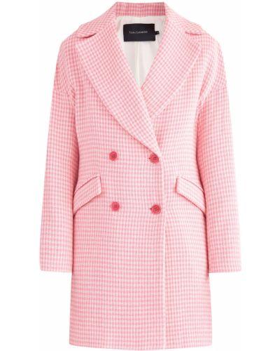 Пальто приталенное с отложным воротником Tara Jarmon