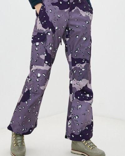 Горнолыжные брюки - фиолетовые Dc Shoes