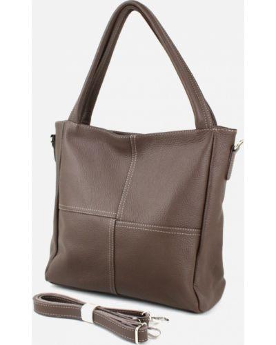 Кожаная сумка Borsacomoda