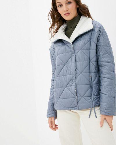 Утепленная куртка снежная королева