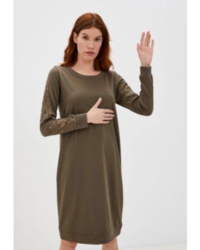 Платье - зеленое Sandwich