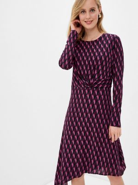 Фиолетовое платье Zabaione