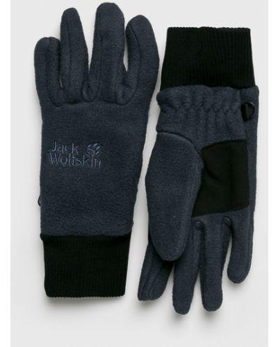 Перчатки трикотажные текстильные Jack Wolfskin