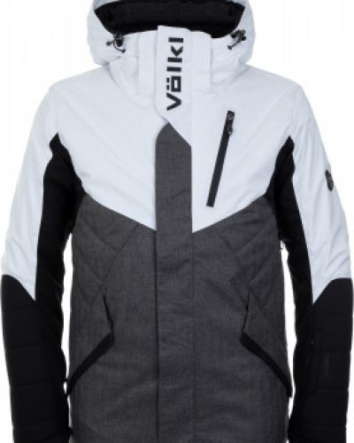 Куртка с капюшоном - белая VÖlkl