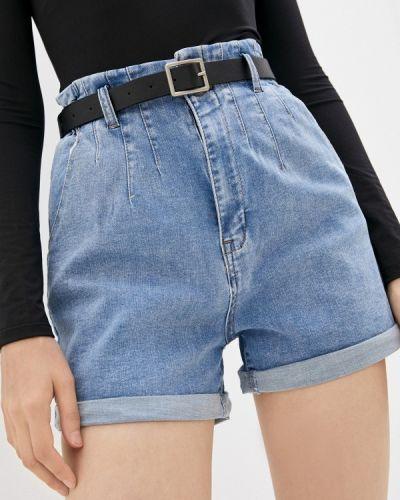 Джинсовые шорты - голубые G&g