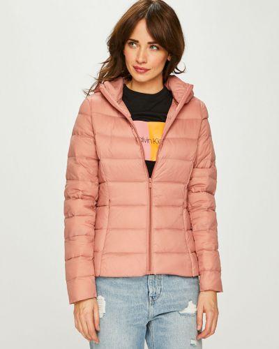 Утепленная куртка с капюшоном укороченная Vila