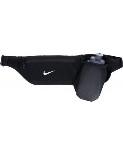Нейлоновая черная поясная сумка Nike