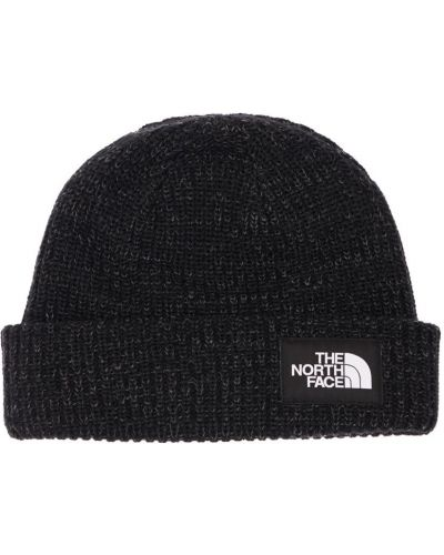 Шапка бини - черная The North Face