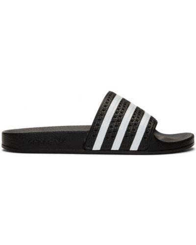 Sandały plac biały Adidas Originals