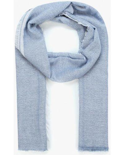 Голубой шарф Piazza Italia
