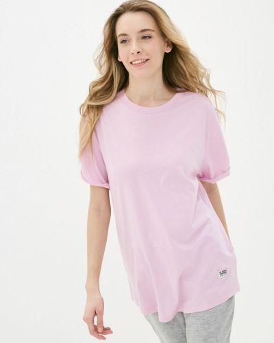Футболка - розовая G-star