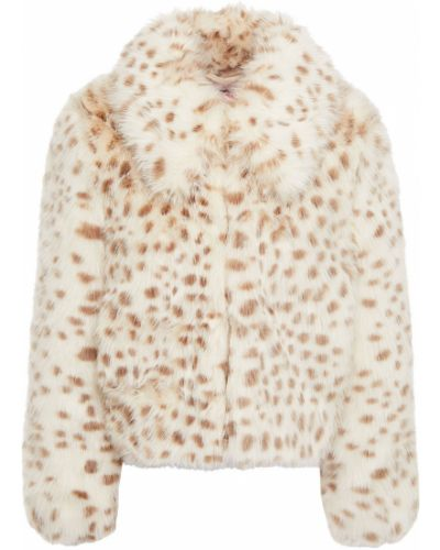 Куртка из искусственного меха Kate Spade New York
