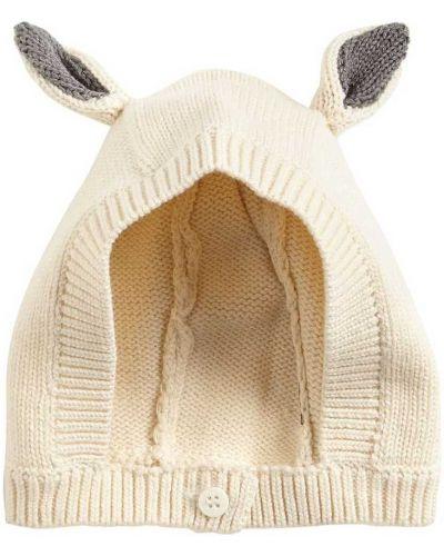 Trykotowy kapelusz Stella Mccartney Kids