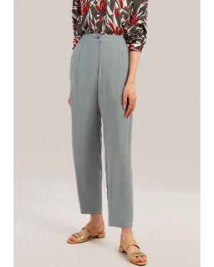 Свободные брюки расклешенные бирюзовый Finn Flare