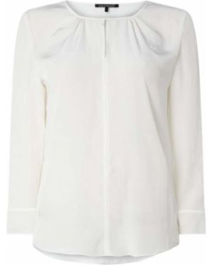 Biała bluzka w paski Luisa Cerano