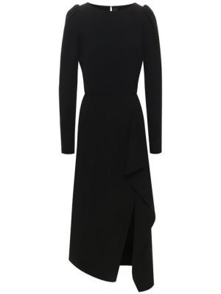 Платье - черное Poustovit